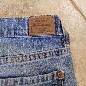 Old Navy Jeans - Old Navy Low Waist Bootcut Stretch Good Blue Jeans